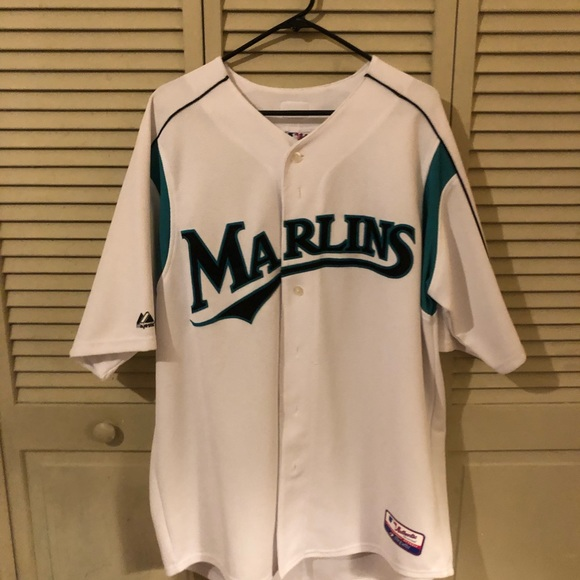 MLB Other - Marlins Miguel Cabrera rookie jersey